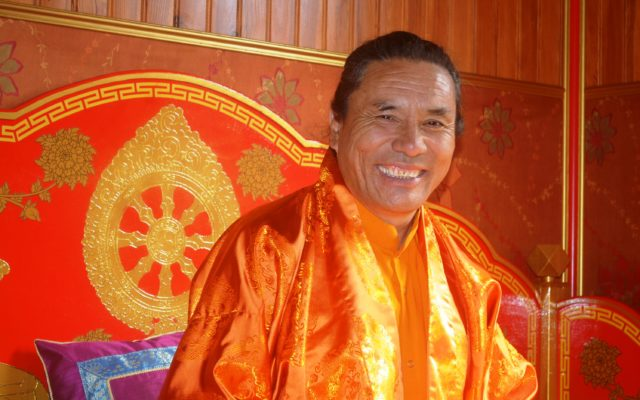 Do Khyentse Rinpoche