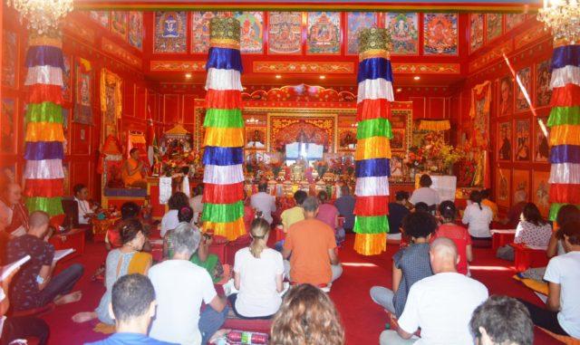 philosophie bouddhiste association Tcheulang
