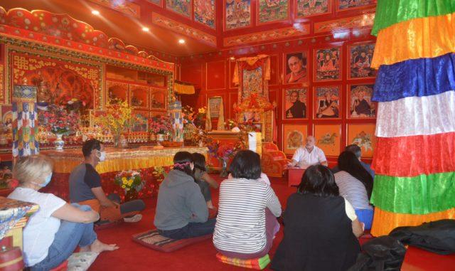 pratique bouddhiste association Tcheulang