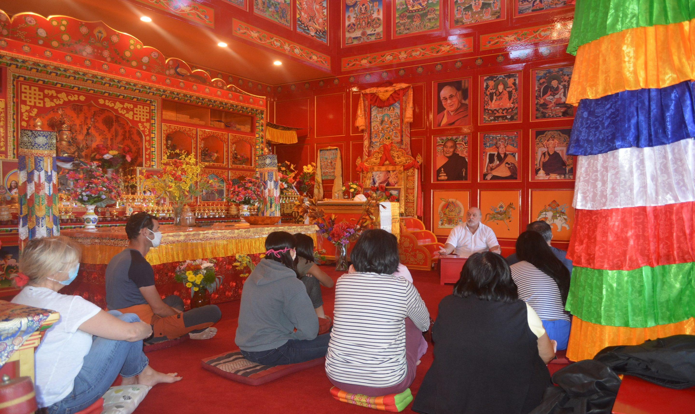 Cycle découverte du Bouddhisme